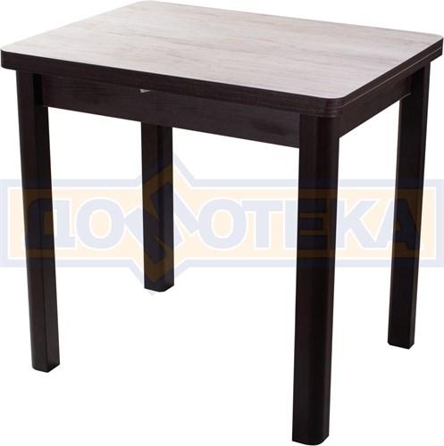 Кухонный стол из ЛДСП Дрезден М-2 ОБ/ВН 04 ВН (Орех беленый) - фото 8867