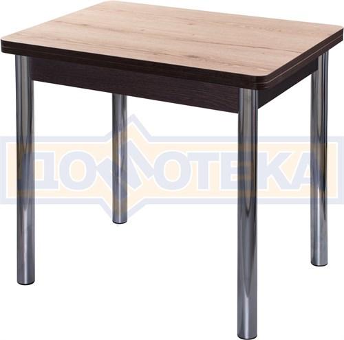 Кухонный стол из ЛДСП Дрезден М-2 ОС/ВН 02 (Орех светлый) - фото 8872