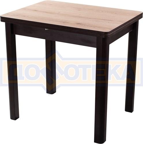 Кухонный стол из ЛДСП Дрезден М-2 ОС/ВН 04 (Орех светлый) - фото 8874