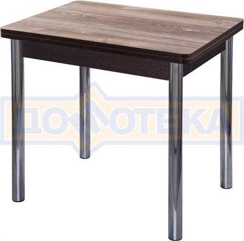 Кухонный стол из ЛДСП Дрезден М-2 ОТ/ВН 02 (Орех темный) - фото 8879