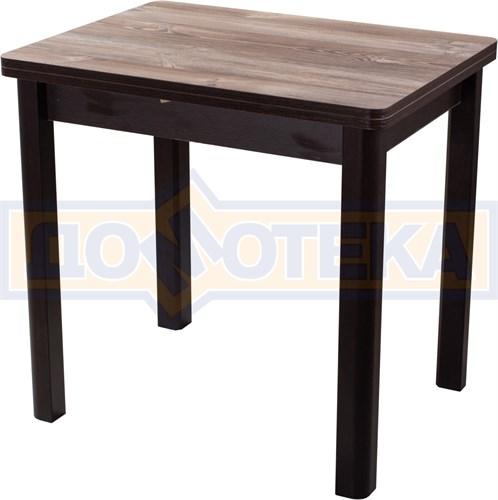 Кухонный стол из ЛДСП Дрезден М-2 ОТ/ВН 04 (Орех темный) - фото 8881