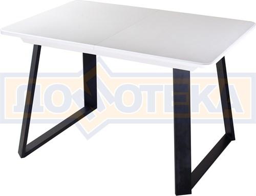 Стол с камнем - Румба ПР-1 КМ 04 БЛ 91-1 ЧР - фото 9009