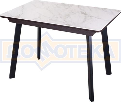 Стол с керамогранитом Диско ПР КРМ 85 ВН 93 ЧР - фото 9397