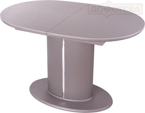 Стол с камнем - Румба О-2 на центральной ножке 07 СМ 06-2 СМ - фото 9519