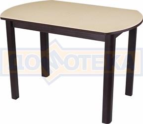 Стол кухонный Реал ПО КМ 06 (6) ВН 04 ВН венге