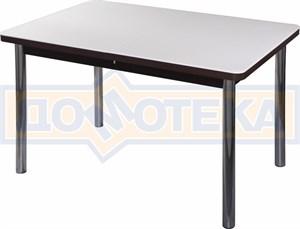 Стол кухонный Реал ПР КМ 04 (6) ВН 02 венге