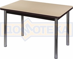 Стол кухонный Реал ПР КМ 06 (6) ВН 02 венге