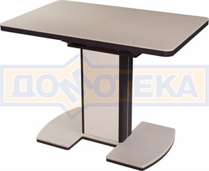 Стол кухонный Реал ПР КМ 06 (6) ВН 05 ВП ВН/КР КМ 06 венге
