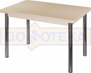 Стол кухонный Реал ПР КМ 06 (6) КР 02 крем