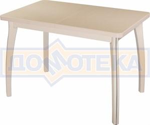 Стол кухонный Реал ПР КМ 06 (6) КР 07 ВП КР крем