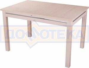 Стол кухонный Сигма -1 МД 08МД молочный дуб