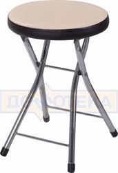Кухонный табурет Соренто В-1/В-4 бежевый/венге, повышенной комфортности