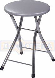 Кухонный табурет Соренто С-1 серебристый (серый)
