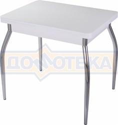 Стол кухонный Чинзано М-2 БЛ ст-БЛ 01 белый