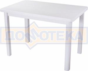Стол обеденный Реал ПР-1 КМ 04 (6) БЛ 04 БЛ белый