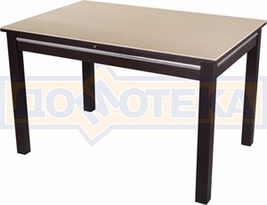 Стол обеденный Бета КМ 06(6) ВН 08ВН венге