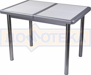 Стол обеденный Шарди ПР ВП СР 02 пл31 серый
