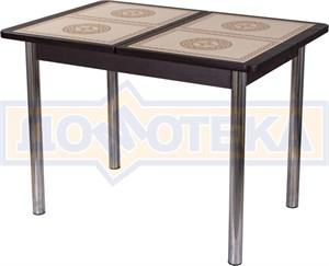 Стол с плиткой - Каппа ПР ВП ВН 02 пл 52 ,венге