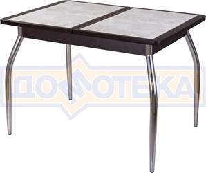 Стол с плиткой - Каппа ПР ВП ВН 01 пл 32 ,венге