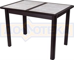 Стол с плиткой - Каппа ПР ВП ВН 04 ВН пл 32 ,венге