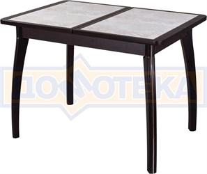 Стол с плиткой - Каппа ПР ВП ВН 07 ВП ВН пл 32 ,венге