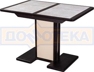 Стол с плиткой - Каппа ПР ВП ВН 05 ВН/КР пл 32 ,венге