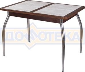 Стол с плиткой - Каппа ПР ВП ОР 01 пл 32 ,орех