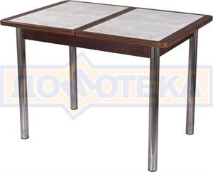 Стол с плиткой - Каппа ПР ВП ОР 02 пл 32 ,орех