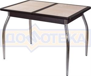Стол с плиткой - Каппа ПР ВП ВН 01 пл 42 ,венге
