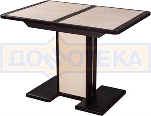 Стол с плиткой - Каппа ПР ВП ВН 05 ВН/КР пл 42 ,венге