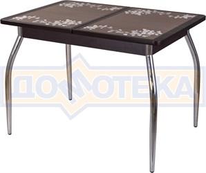 Стол с плиткой - Каппа ПР ВП ВН 01 пл 44 ,венге
