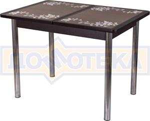 Стол с плиткой - Каппа ПР ВП ВН 02 пл 44 ,венге