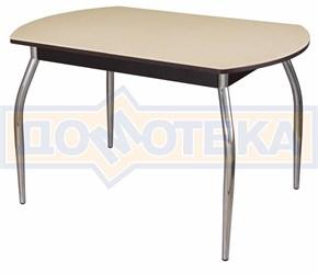 Стол с камнем - Румба ПО КМ 06 ВН 01 ,венге