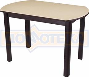 Стол с камнем - Румба ПО КМ 06 ВН 04 ВН ,венге