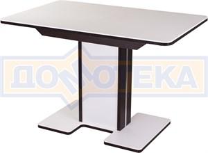 Стол с камнем - Румба ПР КМ 04 ВН 05 ВН/БЛ КМ 04 ,венге