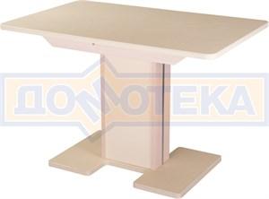 Стол с камнем - Румба ПР КМ 06 МД 05 МД/КР КМ 06 ,молочный дуб