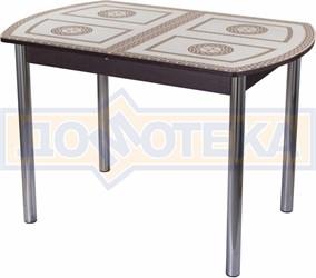 Стол со стеклом - Танго ПО-1 ВН ст-71 02 ,венге