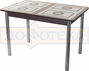 Стол со стеклом - Танго ПР ВН ст-71 02 ,венге