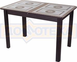 Стол со стеклом - Танго ПР ВН ст-71 04 ВН ,венге