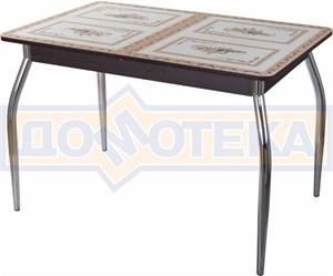 Стол со стеклом - Танго ПР ВН ст-72 01 ,венге