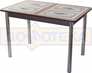 Стол со стеклом - Танго ПР-1 ВН ст-72 02 ,венге