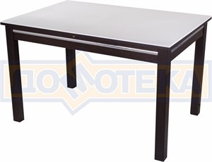 Стол с камнем - Самба КМ 04 ВН 08 ВН, венге
