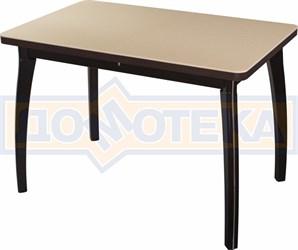 Стол с камнем - Румба ПР КМ 06 ВН 07 ВП ВН ,венге