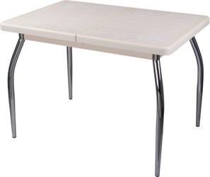 Стол с плиткой - Каппа ПР ВП КР 01 пл 42 ,крем