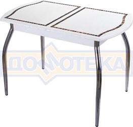 Стол кухонный с мозаикой Толедо ПО МЗ БС 01