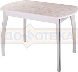 Стол с камнем - Румба ПО КМ 12 БЛ 07 ВП БЛ
