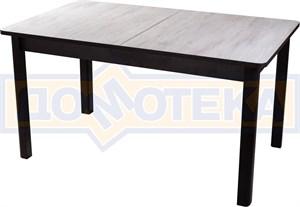 Стол из ЛДСП Джаз ПР-2 ДБ/ВН 04 ВН (дуб беленый)