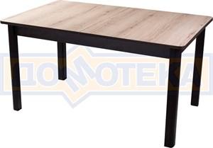 Стол из ЛДСП Джаз ПР-2 ДС/ВН 04 ВН (дуб светлый)