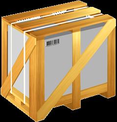 Защитная транспортировочная упаковка груза