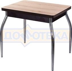 Кухонный стол из ЛДСП Дрезден М-2 ОС/ВН 01 (Орех светлый)